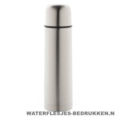 Thermosfles goedkoop RVS 500ml bedrukken klassiek
